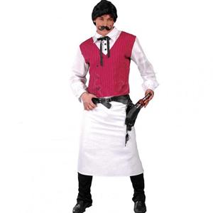 Fato Barman Western