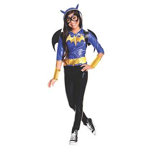 Fato Batgirl Azul