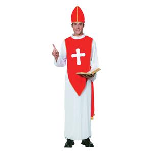 Fato Bispo Vermelho