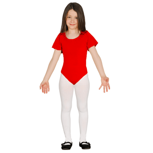 Fato Body Vermelho, Criança