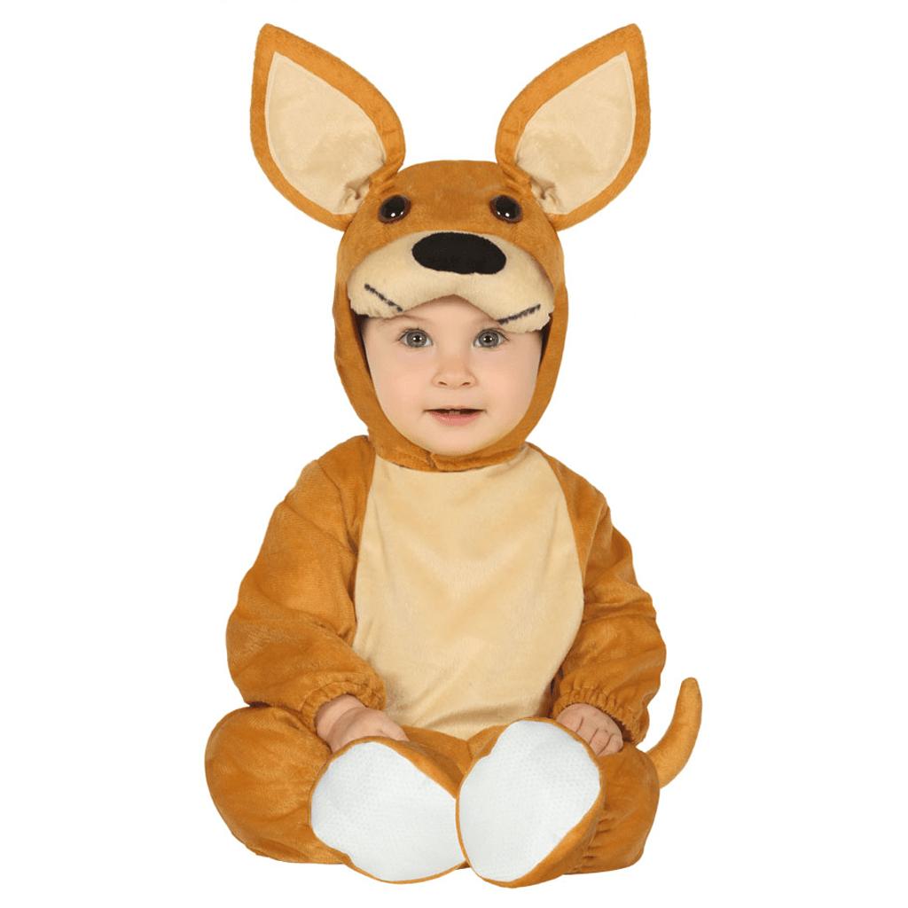 Fato Canguru Saltitão, Bebé