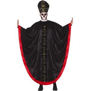 Fato Cardeal Satânico, Adulto