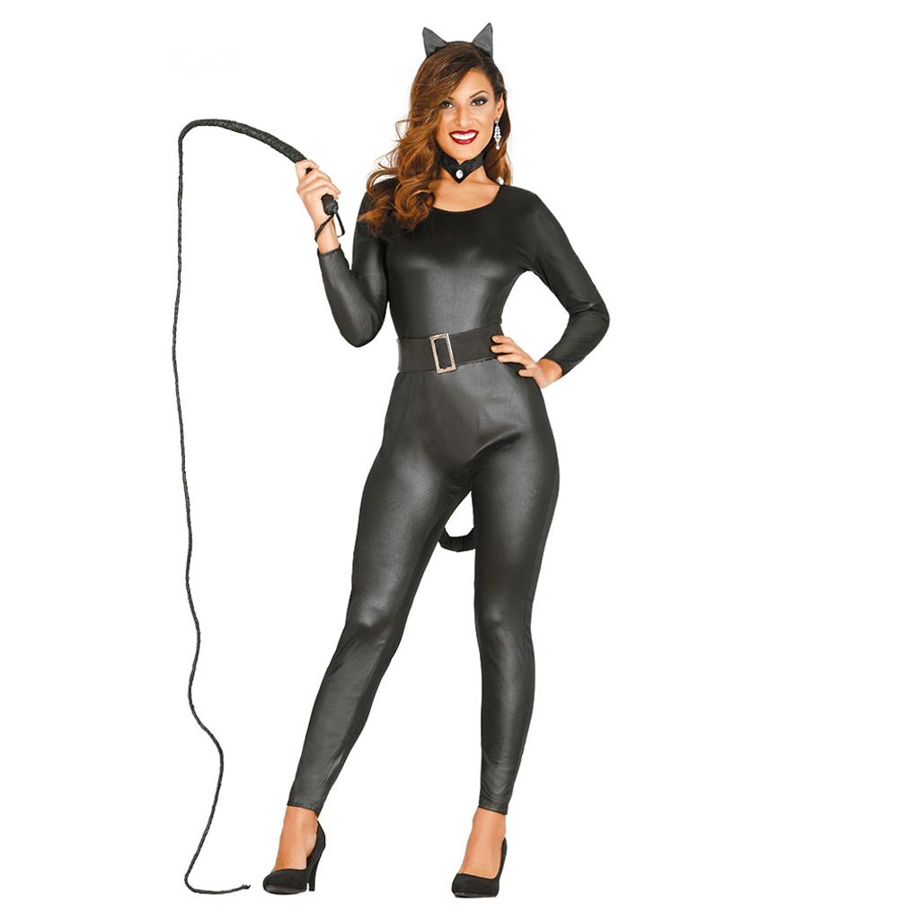 Fato Catwoman Elegante