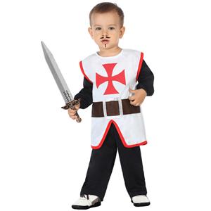 Fato Cavaleiro Cruzadas, Bebé