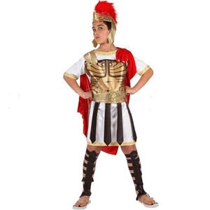 Fato César Romano, criança