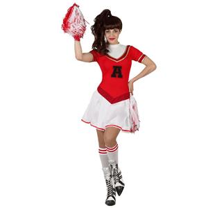 Fato Cheerleader Sexy