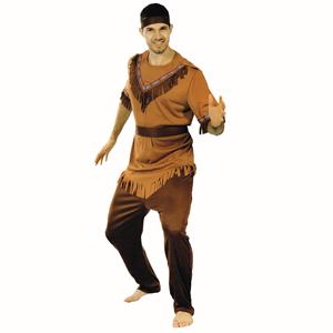 Fato Chefe Índio, Adulto