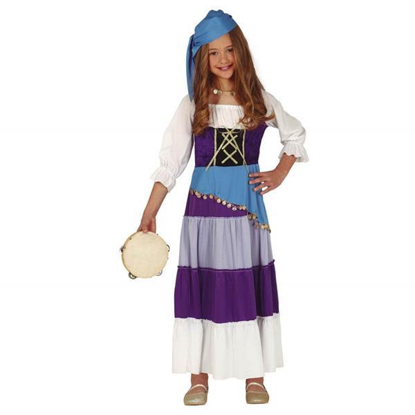 Fato Cigana Dançarina, Criança