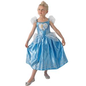Fato Cinderela Loveheart, Criança