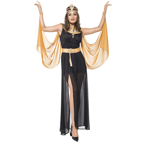 Fato Cleópatra Rainha do Nilo, Adulto