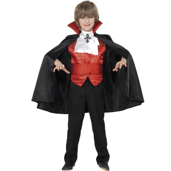 Fato Conde Drácula, Criança