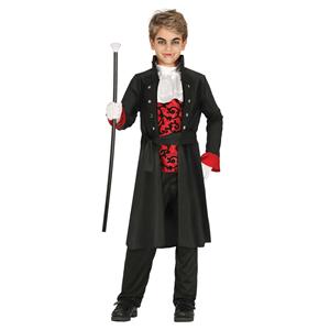 Fato Conde Vampiro Criança