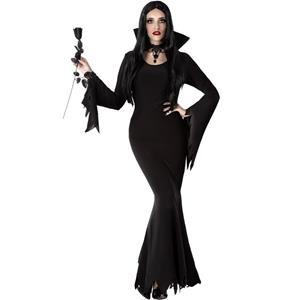Fato Condessa Vampira, Adulto