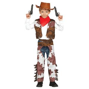 Fato Cowboy, Criança