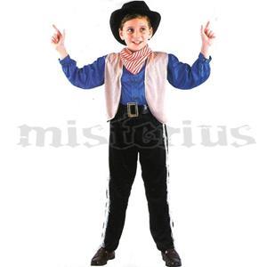 Fato Cowboy Lenço, criança
