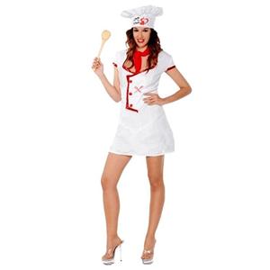 Fato Cozinheira Master Chef