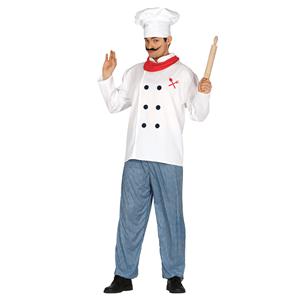 Fato Cozinheiro, Adulto