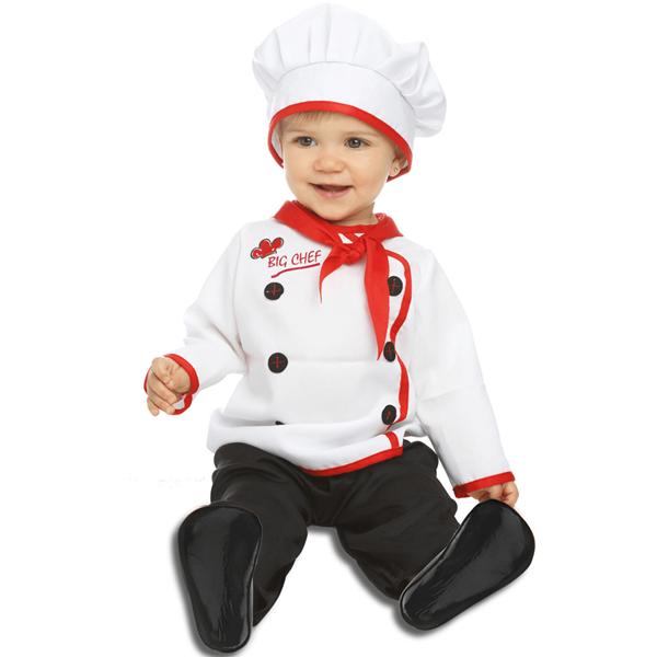 Fato Cozinheiro Master, Bebé
