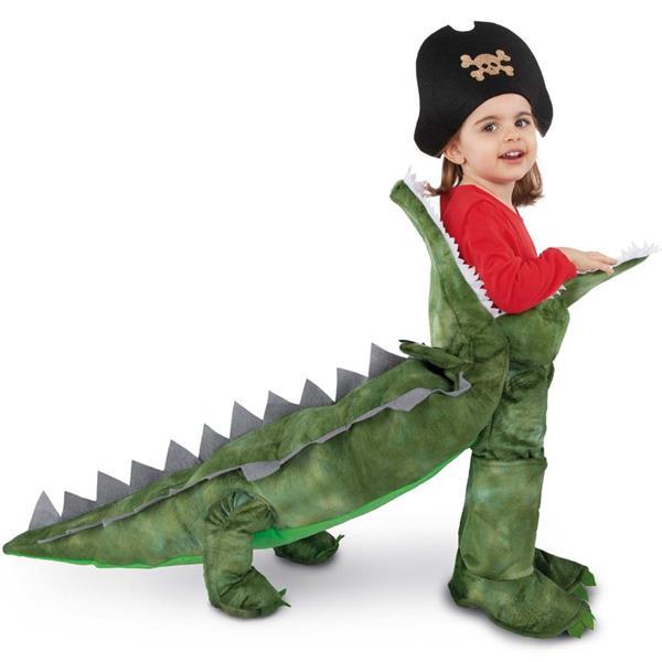 Fato Crocodilo Comilão, Bebé