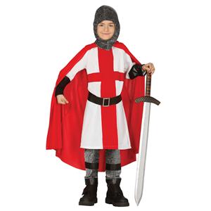 Fato Cruzado Medieval, Criança
