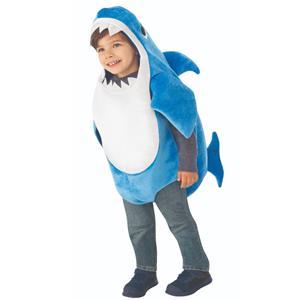 Fato Daddy Shark, Criança