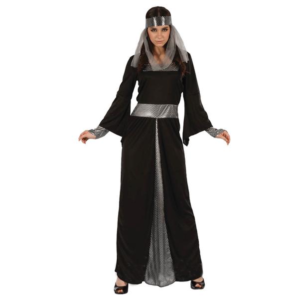 Fato Dama Medieval, Adulto