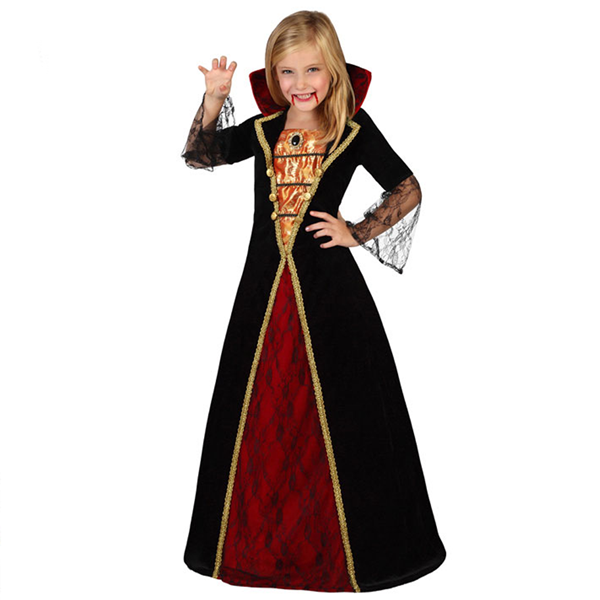 Fato Dama Vampiresa, Criança