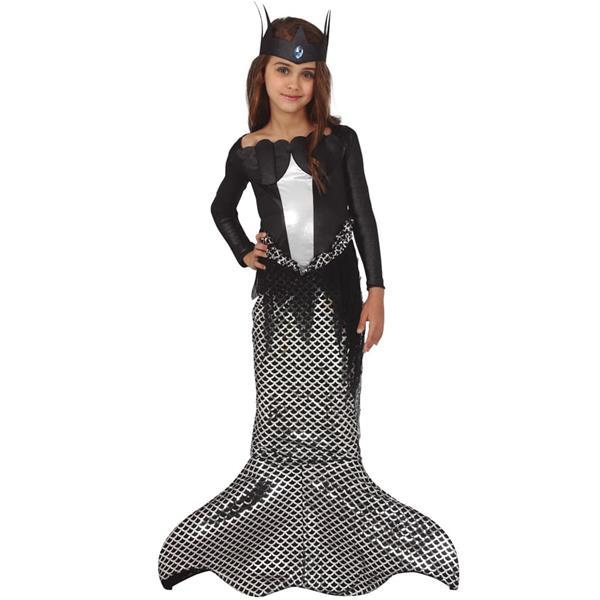 Fato Dark Mermaid, Criança