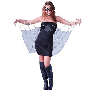 Fato Dark SpiderWoman