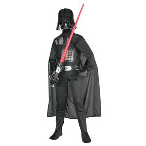 Fato Darth Vader Guerra das Estrelas, Criança
