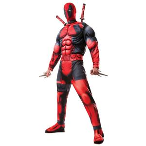 Fato DeadPool Deluxe, Adulto