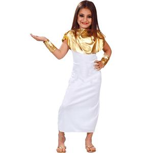 Fato Deusa Egipcia, Criança