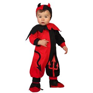 Fato Diabinho Angelical, bebé