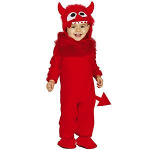Fato Diabo Amoroso, Bebé