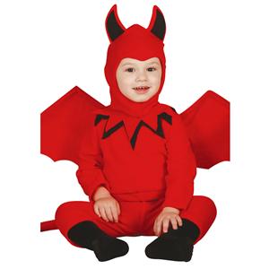 Fato Diabo Bébe