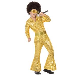 Fato Disco Dourado, Menino