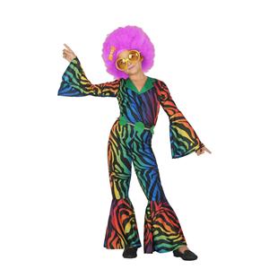 Fato Disco Multicolor, Criança
