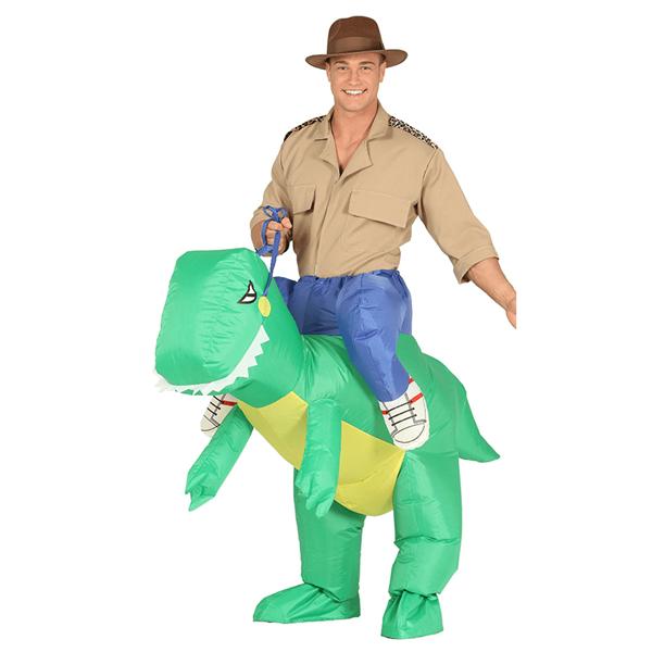 Fato Domador Dinossauro, Adulto