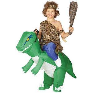 Fato Domador Dinossauro, Criança