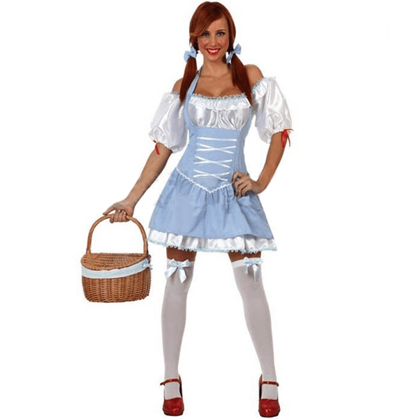 Fato Alice in Wonderland, Adulto