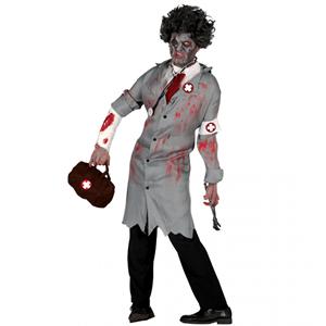 Fato Doutor Zombie