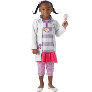 Fato Doutora Brinquedos Deluxe, Criança