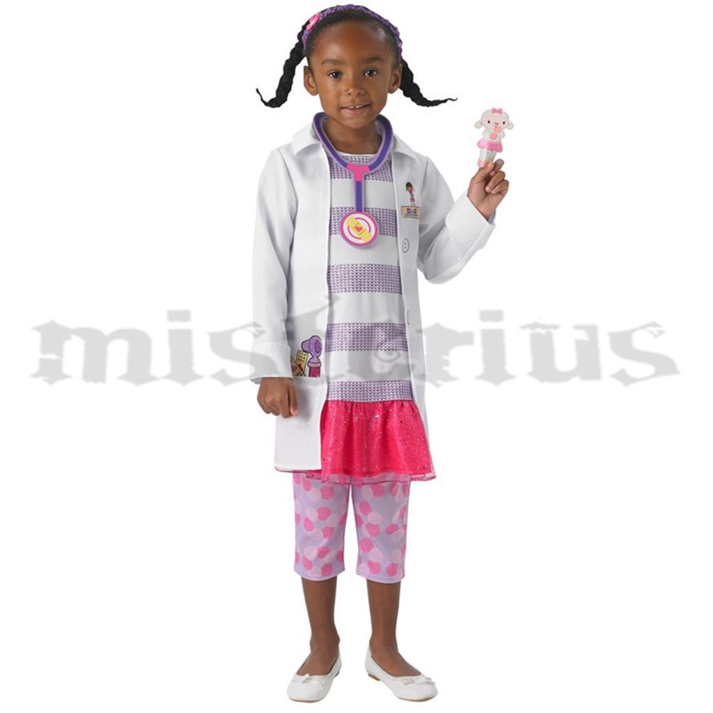 Fato Doutora Brinquedos, Criança