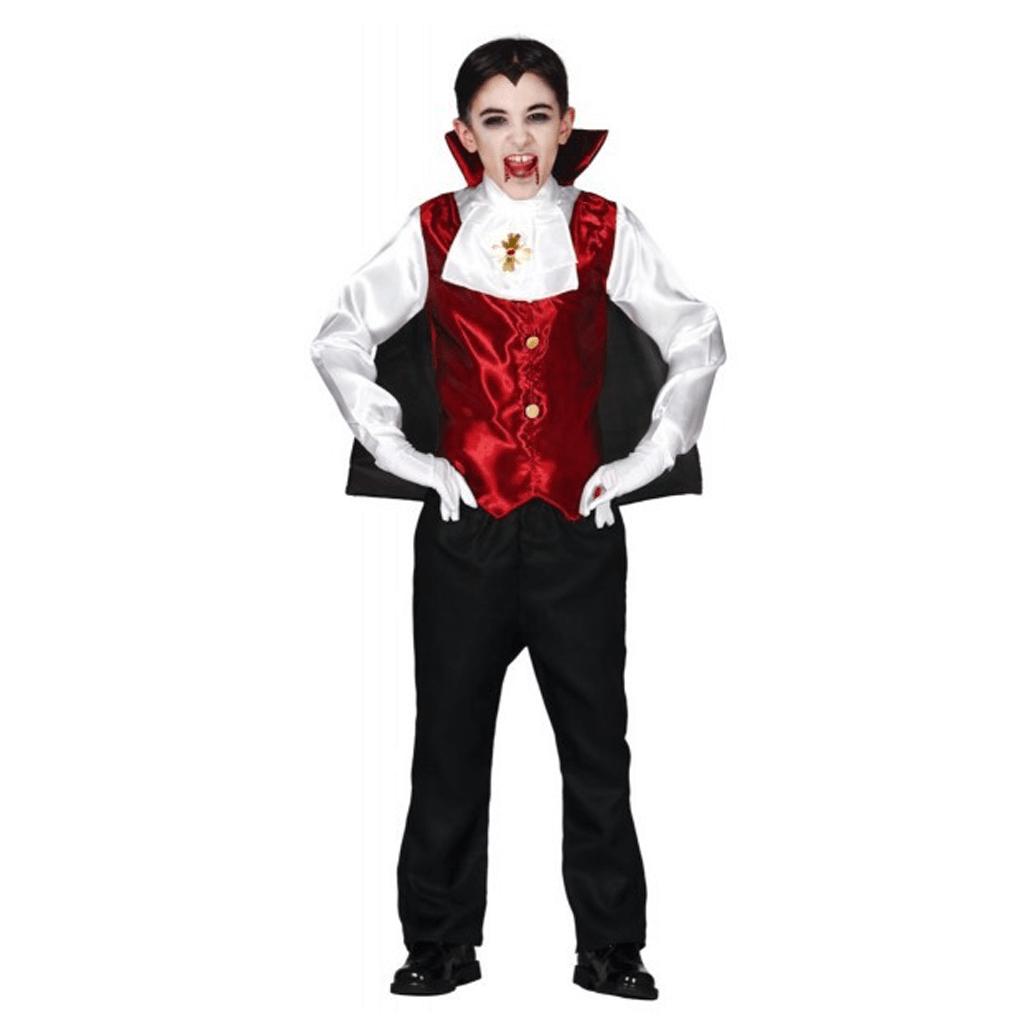Fato Drácula, Criança