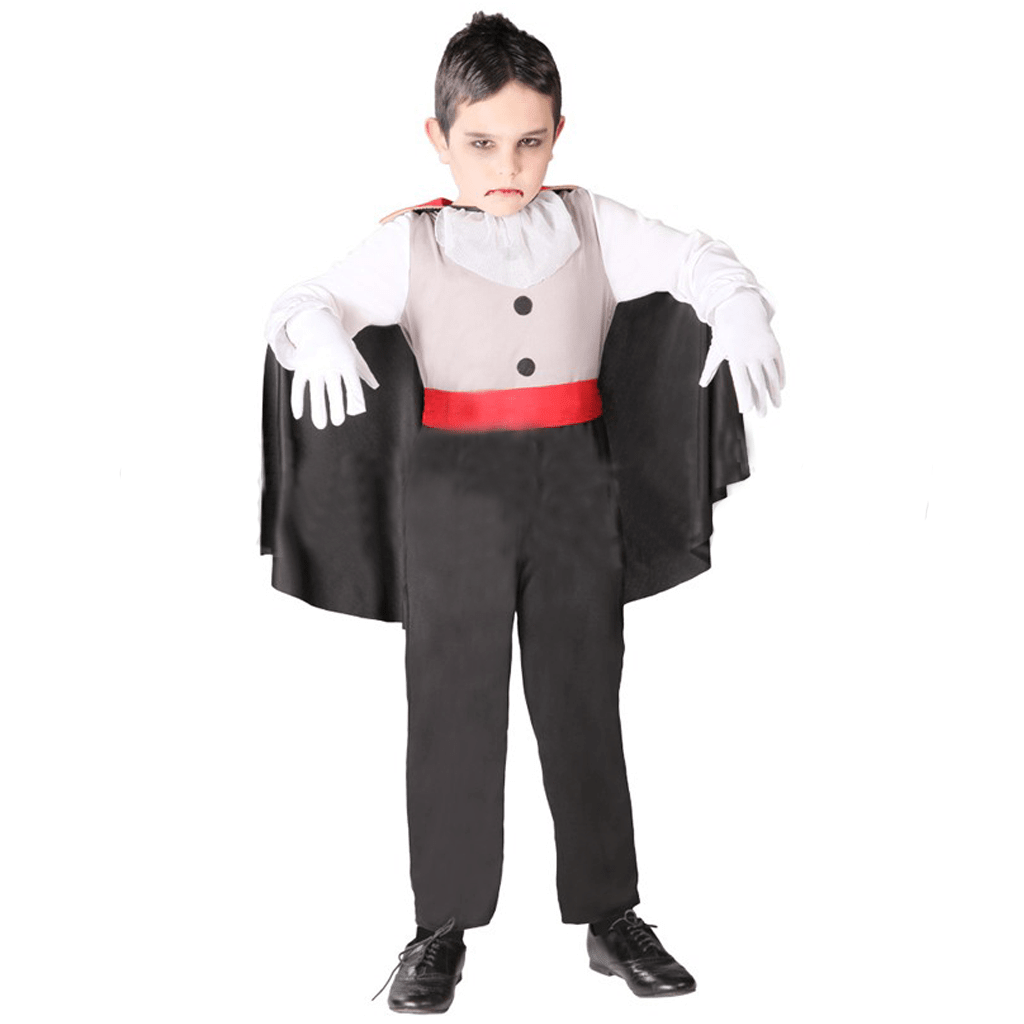 Fato Dracula, Criança