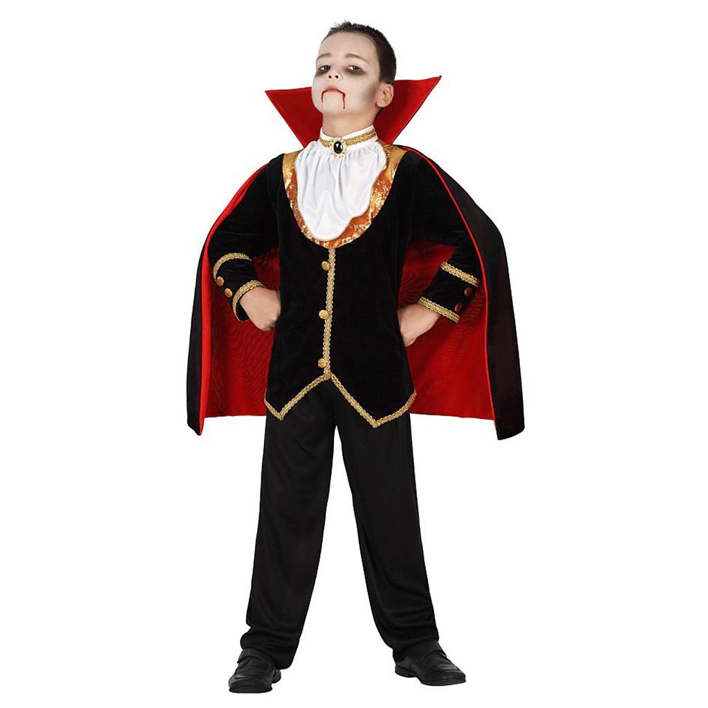 Fato Drácula Elegante, Menino