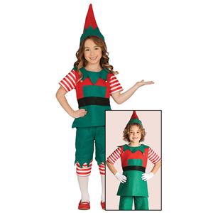 Fato Elfa Criança