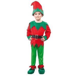 Fato Elfo, criança