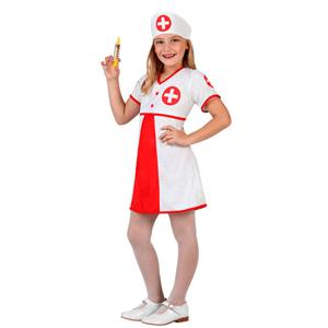 Fato Enfermeira Auxiliar, Criança