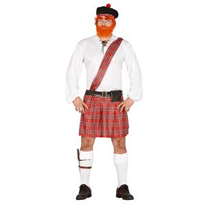 Fato Escocês Xadrez, Adulto